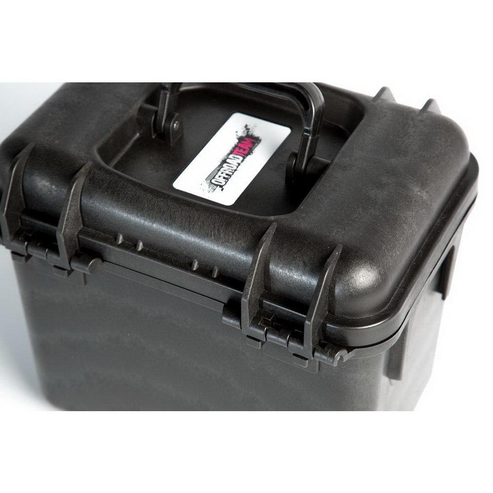 Кейс пластиковый защищенный ORT 9.9л (286x220x263мм) 00612