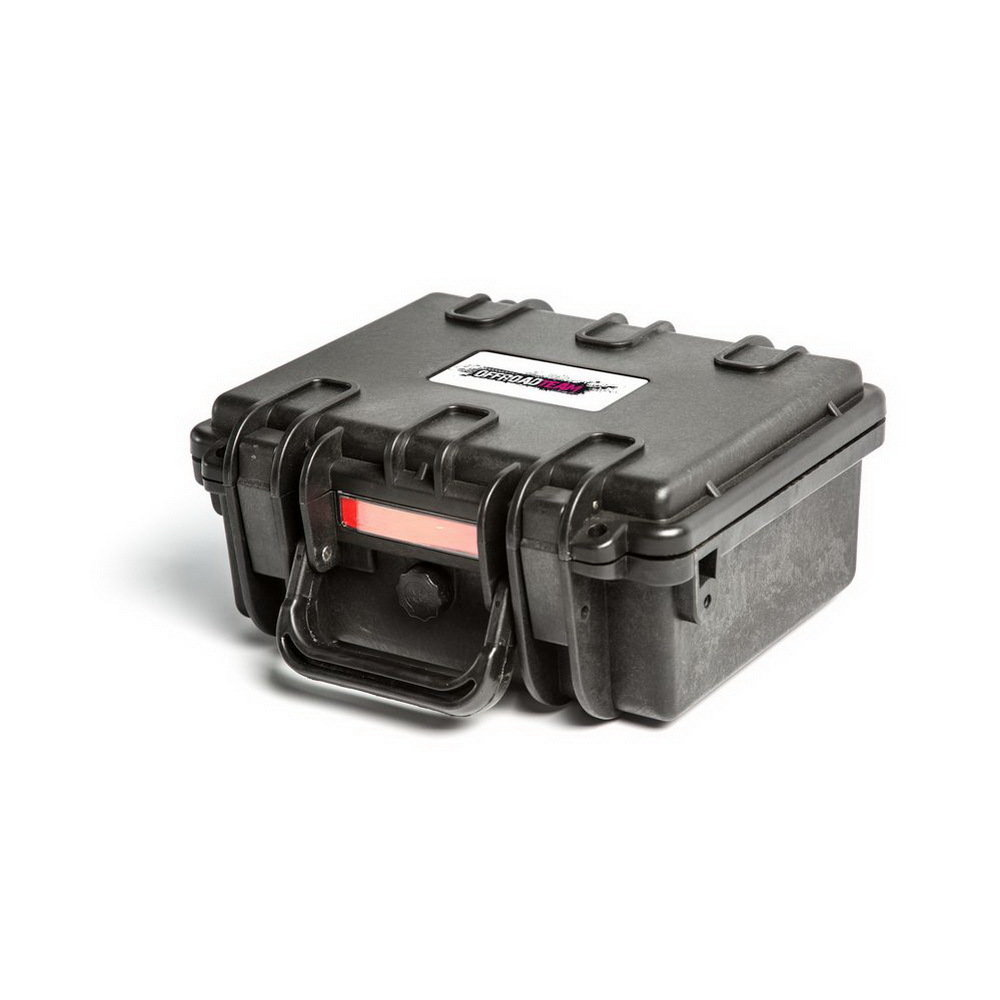 Кейс пластиковый защищенный ORT 3.3л (249x216x115мм) 00625