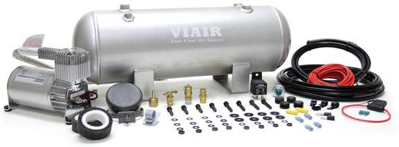 Пневмосистема VIAIR Quarter Duty 275C 7,6л 25%