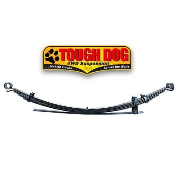 Рессора задняя Tough Dog для Mitsubishi Triton (L200) 2015+ лифт 20мм, постоянная нагрузка 300 кг к ПСМ