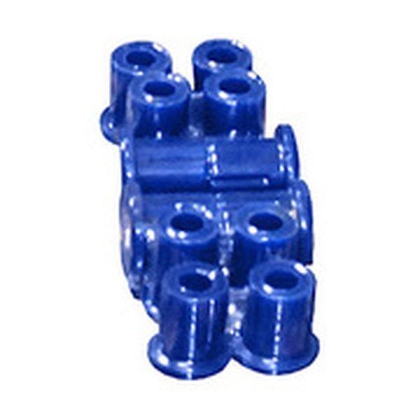 Втулки на пальцы серьги (зад рессоры) комплект TOYOTA HILUX KUN26R