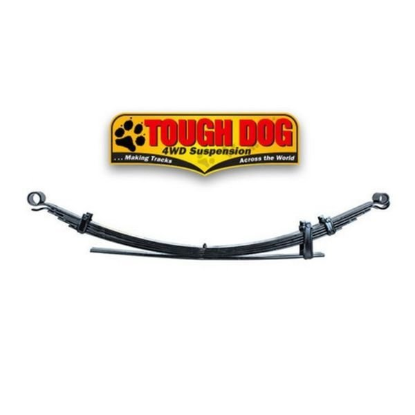 Рессора задняя Tough Dog для TOYOTA Hilux Revo 2015+ лифт 40мм, постоянная нагрузка 500 кг к ПСМ