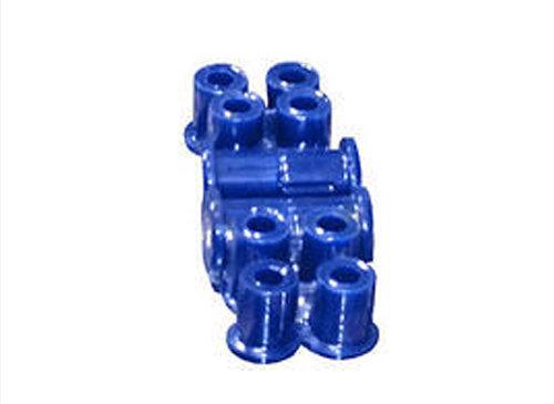 Комплект полиуретановых втулок к рессорам Tough Dog для Toyota Hilux 2010-2015