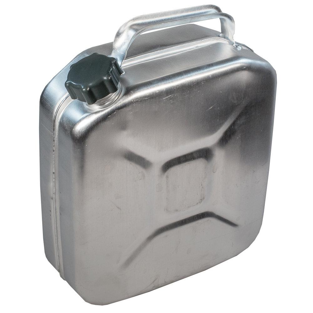 Канистра алюминиевая для ГСМ 10л