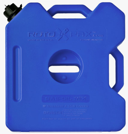 Канистра плоская экспедиционная Rotopax 3 gallon (12 литров) 01469