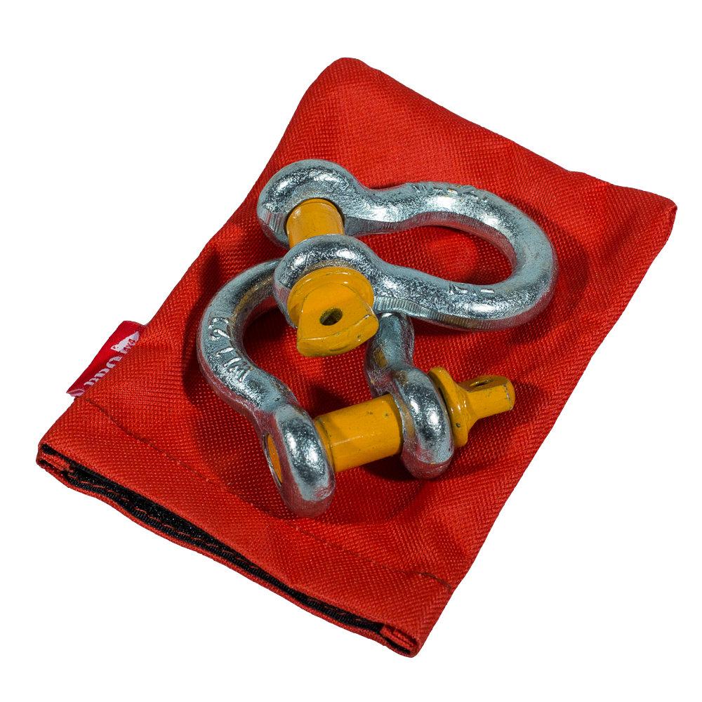 Комплект шаклов 2т в сумке PRO-4x4 (2шт)