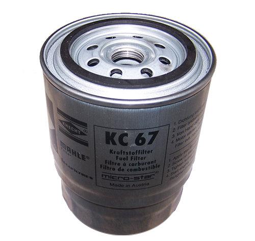 Фильтр топливный Nissan NP300(D22)