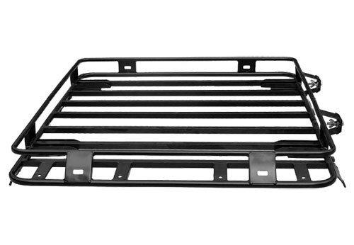 Багажник экспедиционный РИФ для Mazda B2500/BT-50, Ford Ranger с креплением для домкрата