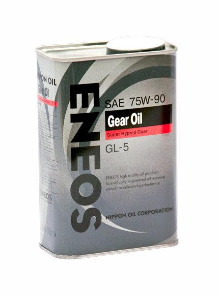 Купить моторное масло  Eneos Gear Oil GL-5 75w90