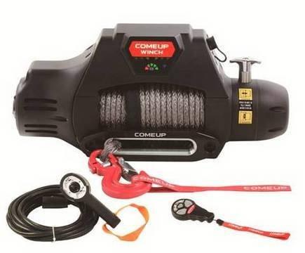 Лебедка автомобильная электрическая COMEUP Seal Gen2 9.5rsi (12В)