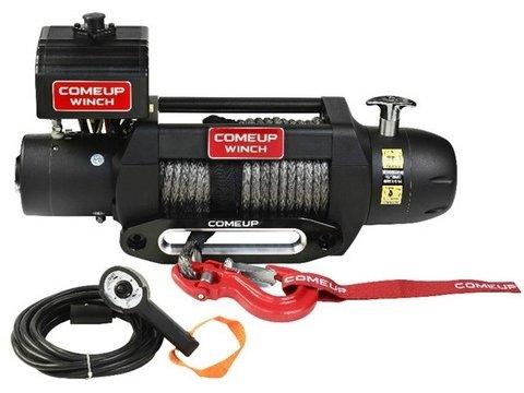 Лебедка автомобильная электрическая COMEUP Seal Gen2 9.5s (12В) 01608