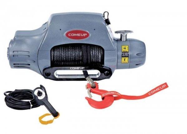 Лебедка электрическая автомобильная COMEUP Seal 9.5si (12в)