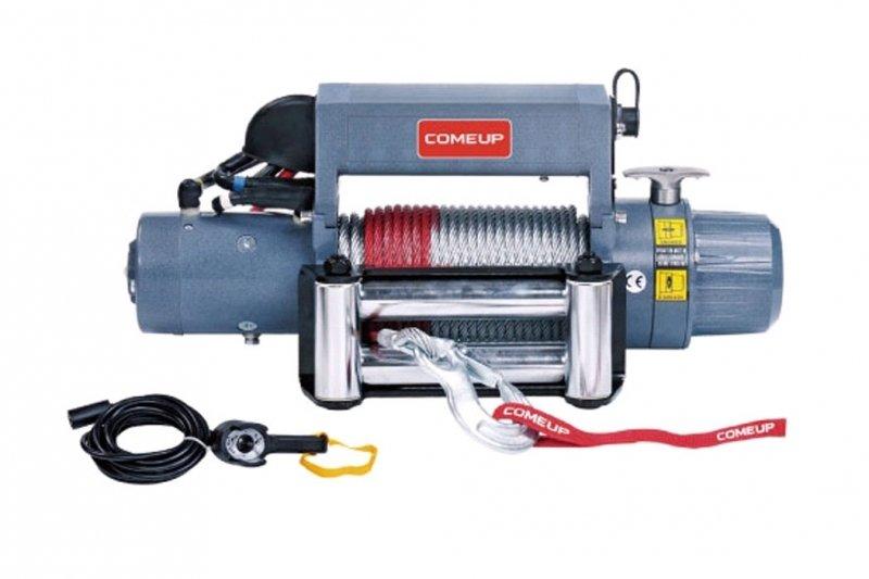 Лебедка электрическая автомобильная COMEUP DV-9i (12в)