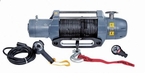 Лебедка электрическая автомобильная COMEUP Seal 12.5rs (12в)