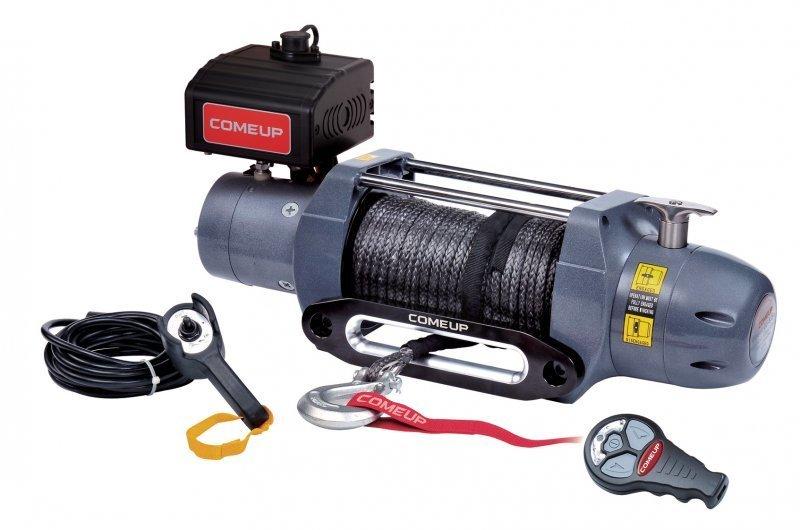 Лебедка электрическая автомобильная COMEUP Seal 9.5rs (12в)