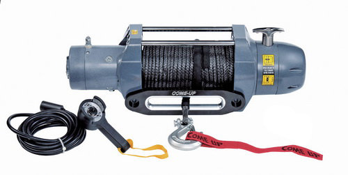 Лебедка электрическая автомобильная COMEUP Seal 12.5s (12в)
