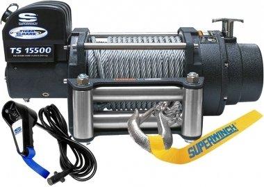 Лебедка электрическая Tigershark 15500 (12В)