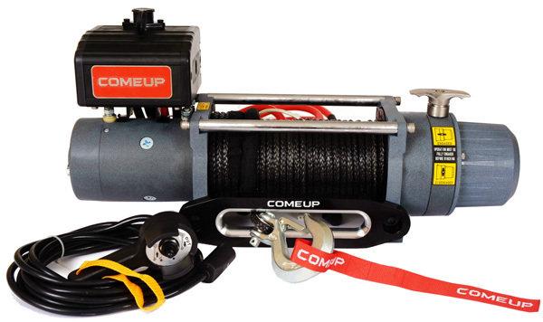 Лебедка электрическая автомобильная COMEUP DV-9s (12в)