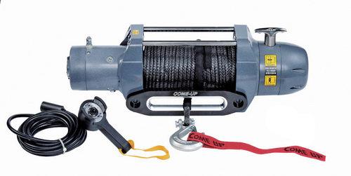 Лебедка электрическая автомобильная COMEUP Seal 9.5s (12в)