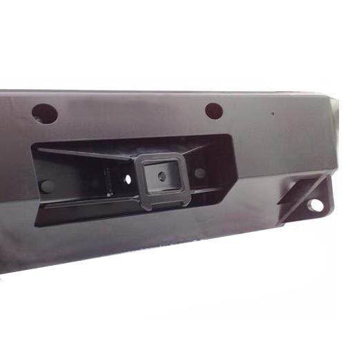 Переходник для съемной лебедки РИФ в передний бампер