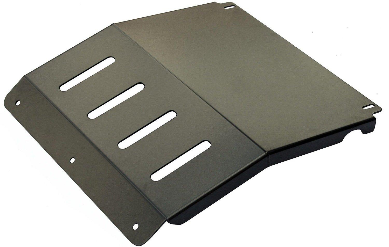 Защита радиатора L200 NEW под накладку РИФ (сталь)