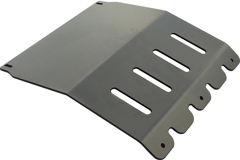 Защита радиатора L200 NEW под накладку РИФ (алюминий)