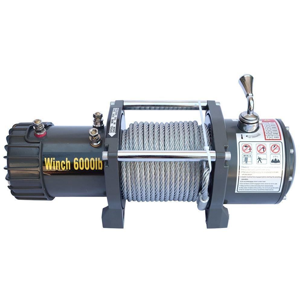 Лебёдка электрическая 12V CM6000