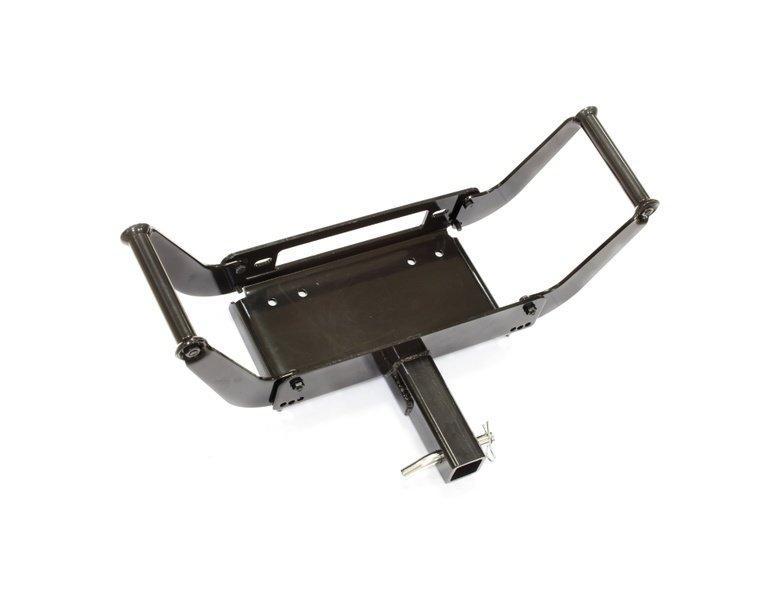 Приспособление стальное (корзина) для переноски и быстрой установки лебедки (быстросъемная лебедка). Стократ