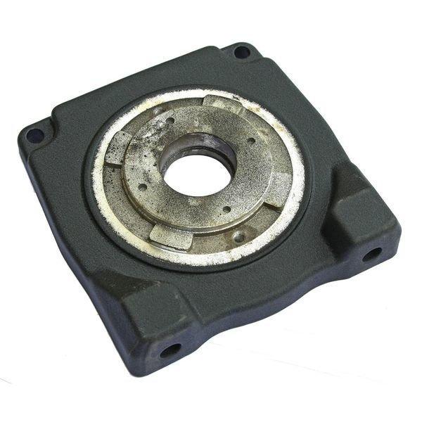 Станина (боковина) крепления мотора лебедки Runva EWX9500S-Q