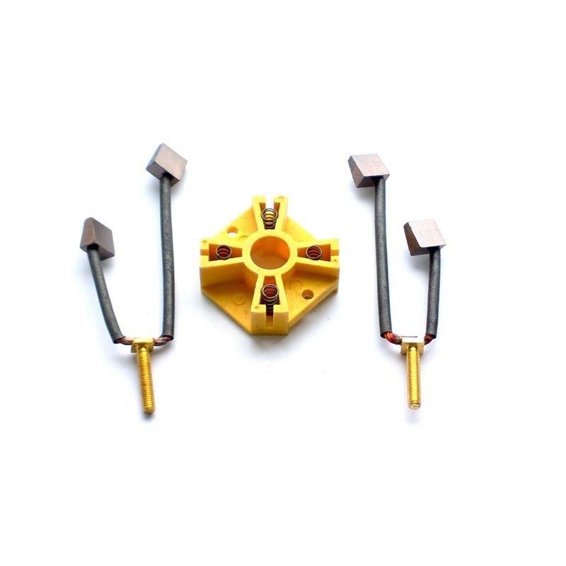 Щеточный узел в сборе для электромоторов лебедок СТОКРАТ SD 6.0 SSW