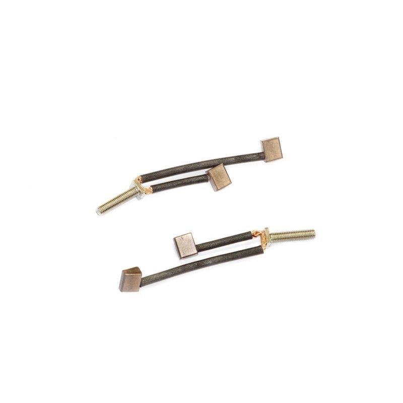 Комплект из 4х щеток для электромоторов лебедок СТОКРАТ модели SD6.0 PSW