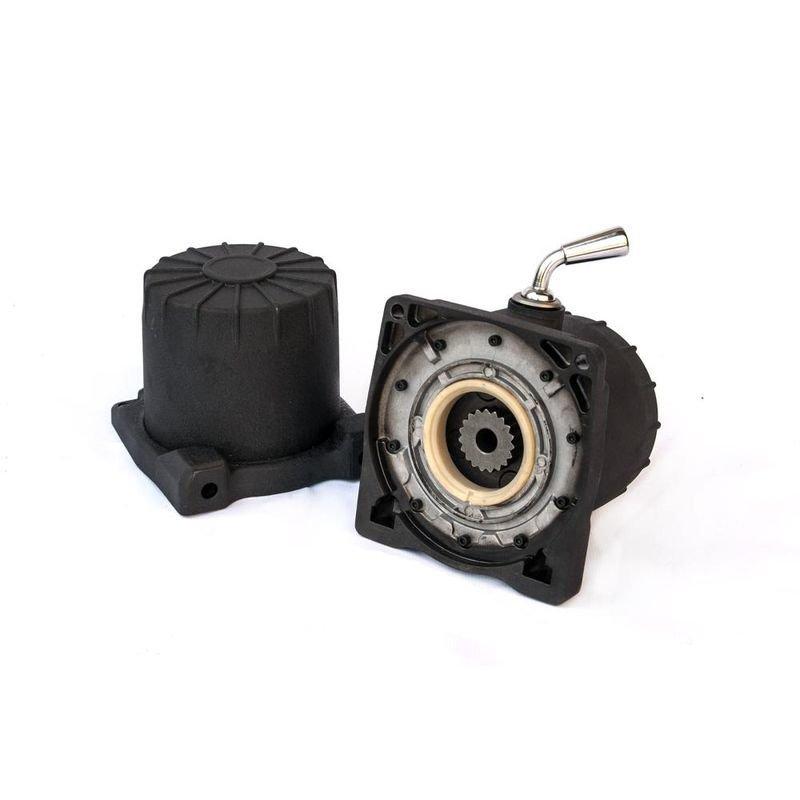 Редуктор для электрической лебёдки Runva EWX12000S