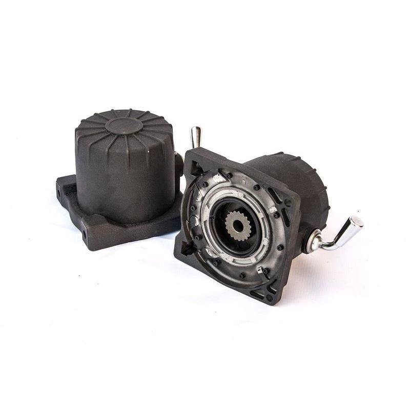 Редуктор для электрической лебедки Runva 9500