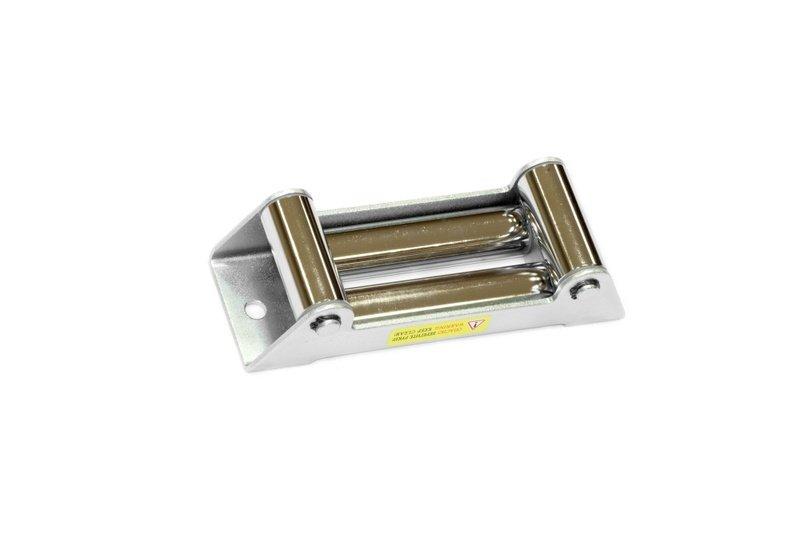 Клюз роликовый СТОКРАТ для лебедок с тягой 6000-8000 с укороченным барабаном