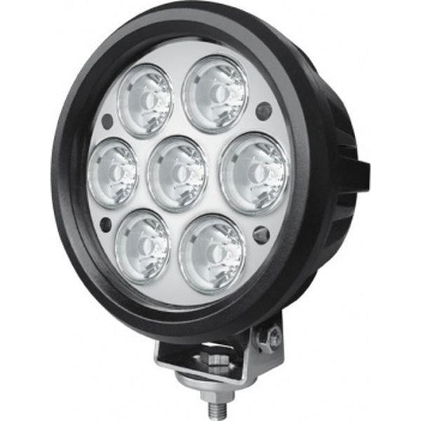 Фара дальнего света РИФ 153 мм 70W LED