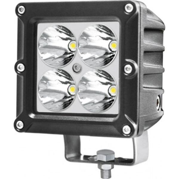 Фара дальнего света РИФ 102 мм 20W LED