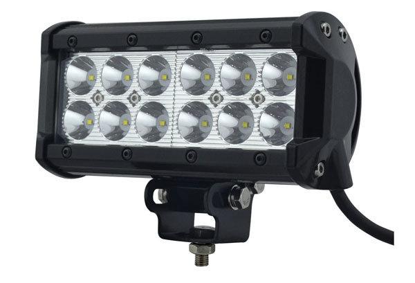 Светодиодная (LED) фара дальнего света РИФ 36W SM-931P