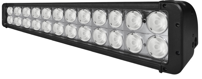 Светодиодная (LED) фара дальнего света РИФ 240W SM-9504P