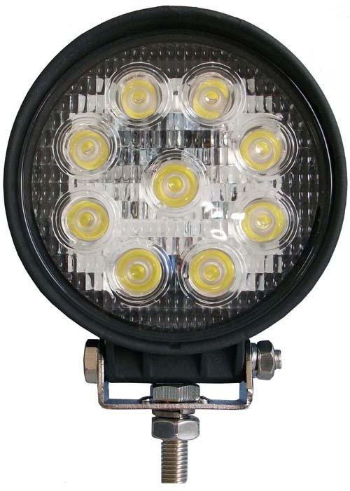 Светодиодная (LED) фара дальнего света РИФ 27W SM-920P