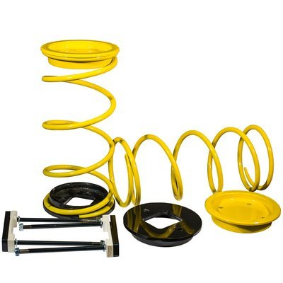 Комплект пружин Springvar для Nissan Navara D40 +300кг