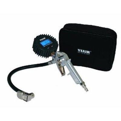 Пистолет для подкачки колёс с электронным манометром