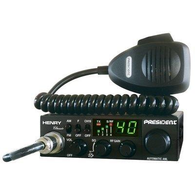 Радиостанция CB Henry ASC Classic