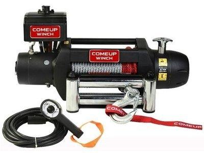 Лебедка автомобильная электрическая COMEUP Seal Gen2 9.5 (12В)