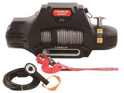Лебедка автомобильная электрическая COMEUP Seal Gen2 9.5si (12В)