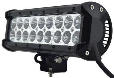 Светодиодная (LED) фара дальнего света РИФ 54W SM-932P