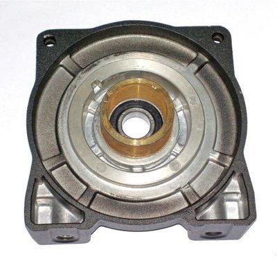 Запасной алюминевый литой фланец крепления барабана для лебедок Стократ серии QX и SN с серийными номерами ST16XXX и далее, сторона мотора