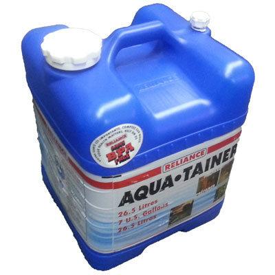 Канистра-умывальник Aqua-Tainer с краном (26,5 литров)