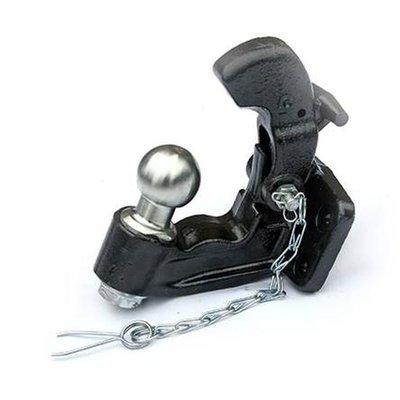 Устройство буксировочное универсальное Longteng (шар 50 мм)