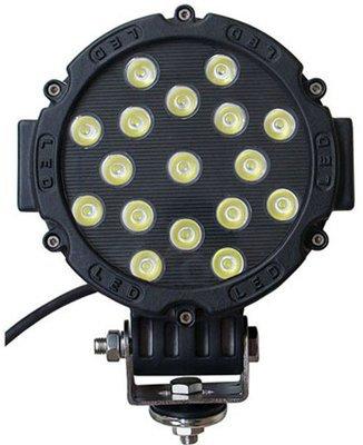 Светодиодная (LED) фара дальнего света РИФ 51W SM-2012P