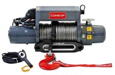 Лебедка электрическая автомобильная COMEUP DV-9si (12в)